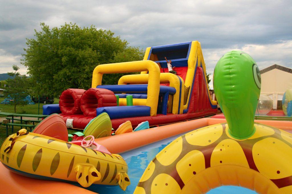 bungee trampolina maracamping marafun zabava