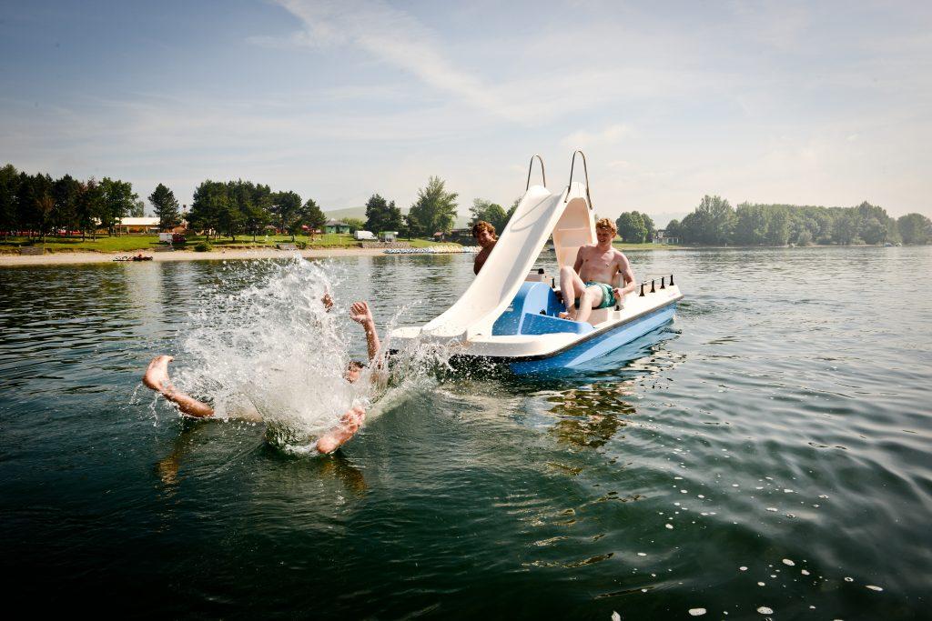 vodny bickel pozicovna liptovska mara marafun