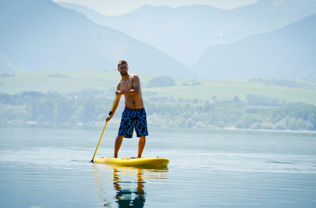 stand up paddle liptovska mara marafun