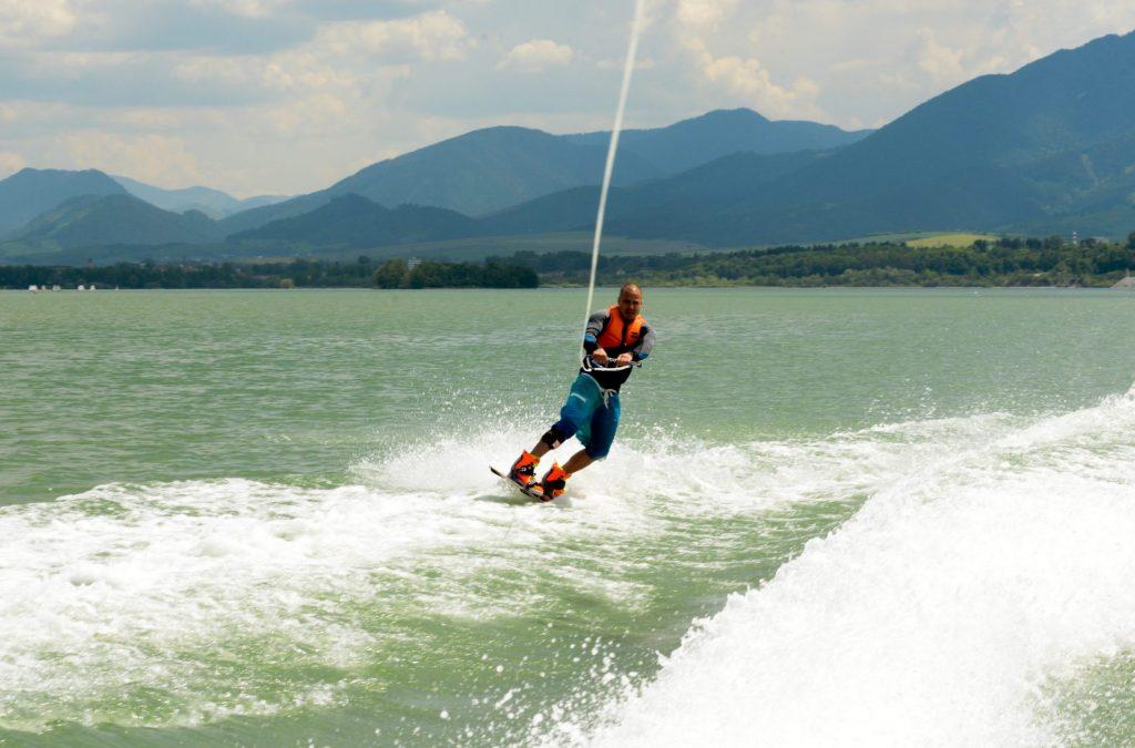 wakesurfing liptovska mara marafun